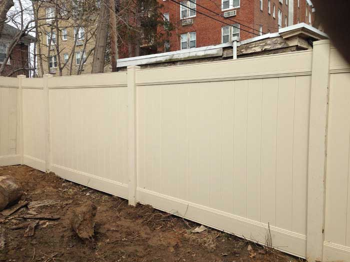 Fence Installation Fence