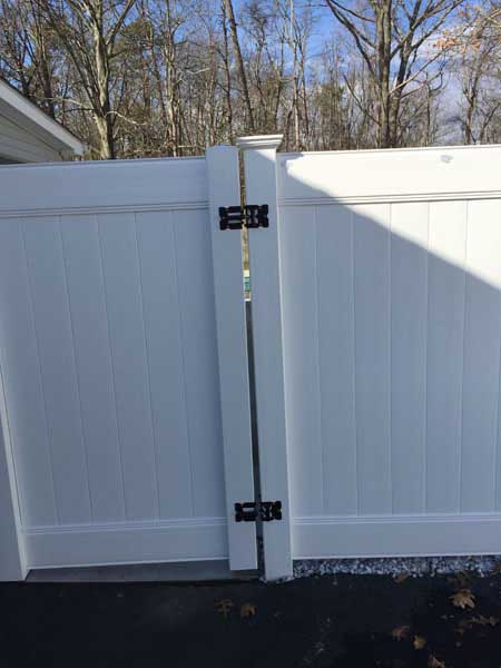 Fence Installation Service Galloway Ray Ring
