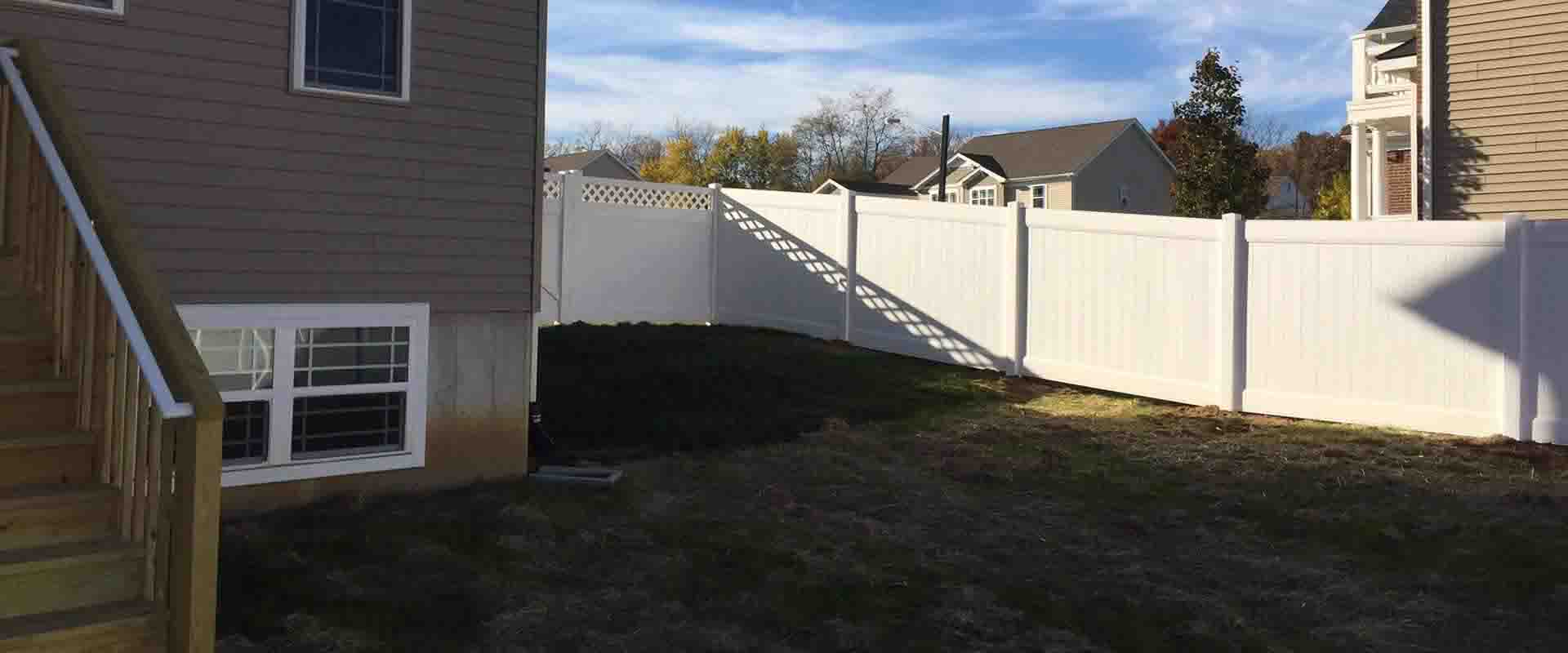 Fence Installation Company New Jersey