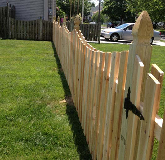 fence installatoin and repair
